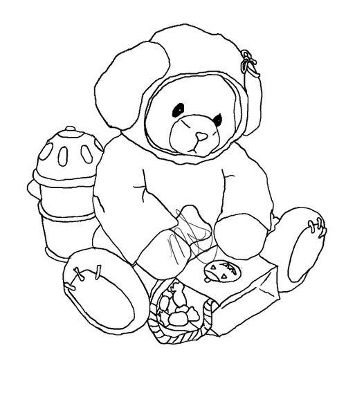 Teddy puppy - Copy