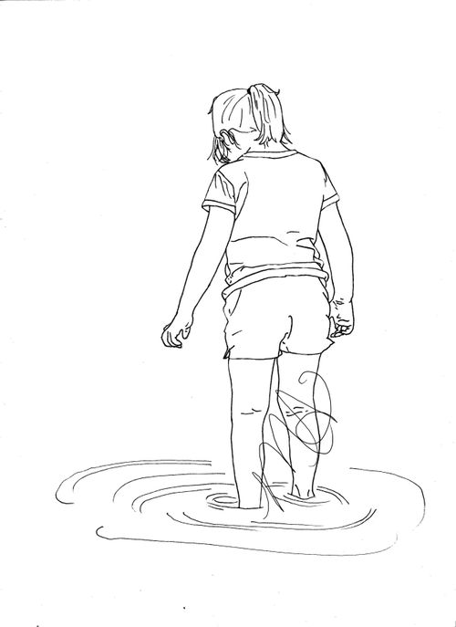 Walking on water 4